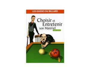 Choisir et entretenir son matériel - Xavier Carrer (Frans)