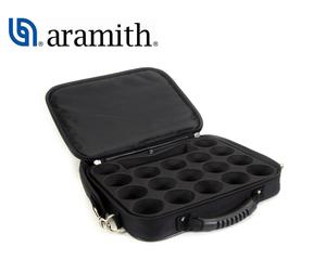 Estuche de nylon Aramith para bolas de Billar Pool - 57,2mm