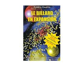 Book Le billard en expansion - Frédéric Caudron - French
