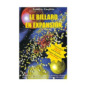 Livre Billard - Le billard en expansion - Frédéric Caudron, store.kozoom.com