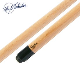 Ray Schuler CB1 Carom Billiard Cue for 3-Cushion