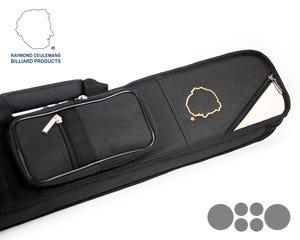 Bao cơ Ceulemans Authentic  2x4 - Màu đen