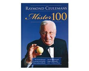 Biljartboek: Mister 100 - Raymond Ceulemans