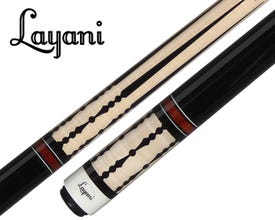 Layani Peter Ceulemans Special Edition Carom Billiard Cue - Natural