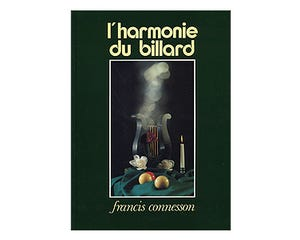 L'harmonie du billard - Francis Connesson (Französisch)