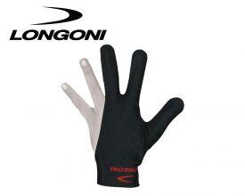 Longoni Black Billiard Glove - Left Hand