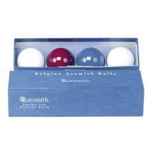 Aramith 61,5 mm 4-Balls Carom Billiard Set