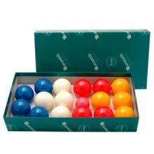 Jeu de Billes de Pétanque Aramith 52,4 mm pour 4 joueurs - Boule Billard