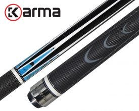 Karma Blue Dila Carom Billiard Cue - K2 Grip