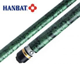 Hanbat Plus-6 Green Carom Billiard Cue