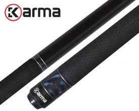 Queue de billard français Karma Satika Noire - Grip K2