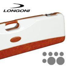 Etui queue de Billiard Longoni Montecarlo 2x5 ou 3x4 - Mallette