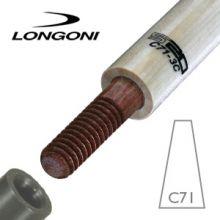 Flèche de billard 3-Bandes Longoni S20 C71 WJ