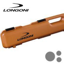 Etui queue de Billiard Longoni Shuttle Orange 1x2 - Mallette