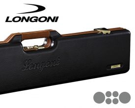 Longoni Lux 2x4 Billard Queue Koffer