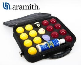 Aramith 8 Pool Pro-Cup 50,8 mm Billardkugeln