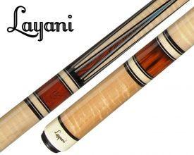 Layani Soumagne II Carom Billiard Cue - Natural