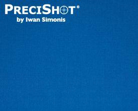 Paño para Bandas de Billar Simonis PreciShot - Delsa Blue