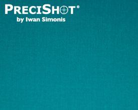 Paño para Bandas de Billar Simonis PreciShot - Azul Verde