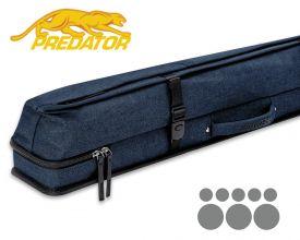 Predator Urbain 3x5 Hard cue case - Blue