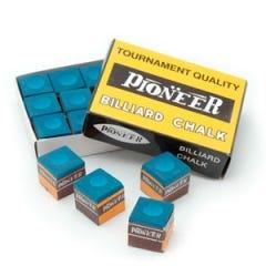 Pioneer Blue Chalk - 12 pcs Box