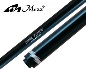 Mezz Dual Force Jump Break Queue - Schwartz ohne Griffband