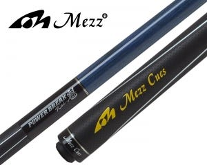 Mezz Power Break Kai Break Queue PBKG-A mit XPG Sport Grip - Blau