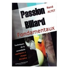 Boek Passion Billard Fondamentaux - René ALTET (FRA)