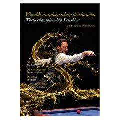 World Championship 3 Cushion - Frits Bakker