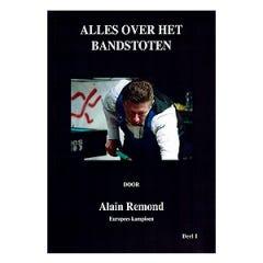 Biljartboek Alles over het bandstoten door Alain Remond