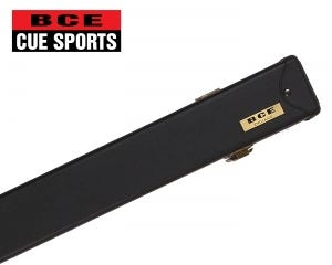 BCE Deluxe hard case - 3/4 cue + extension