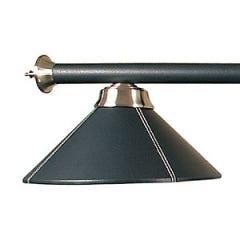 Black Vinyl Billiard / Pool Table Light