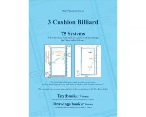 3 Cushion Billiard 75 Systems - Dimitris Manouras (Engels)