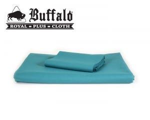 Buffalo Royal Plus Blue/Green - Pre-cut set with rails