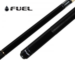 Fuel Black Jump Break Cue - Linen Wrap