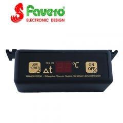 Favero Elektronisches Thermostat für Billardtische