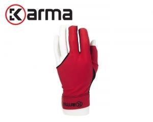 Billard Handschuh Karma - Rot