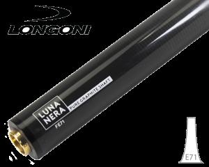 Longoni 3-Cushion Luna Nera E71 Graphite shaft - VP2 joint