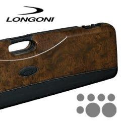 Longoni California 2x5 / 3x4 Billard Queue Koffer