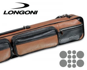 Longoni Giotto Autunno Cue Case - 4x8