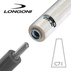 Flèche de billard 3-Bandes Longoni S20 C71 VP2