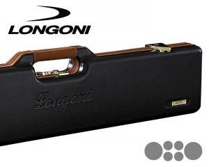 Longoni Lux 2x4 Billiard Cue Case