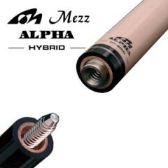 Mezz Hybrid Alpha Pool Cue Shaft - Standard Joint