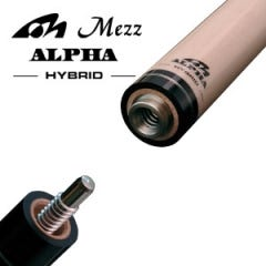 Mezz Hybrid Alpha Pool Cue Shaft - United Joint