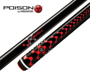 Cơ phá Poison VX5 BRK - Màu đen