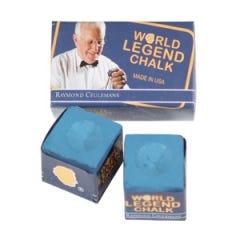 Raymond Ceulemans World Legend Chalk - 2 pcs Box