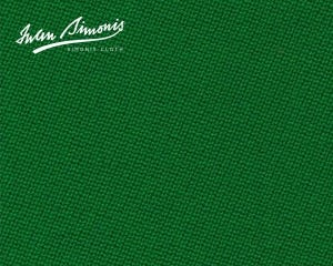 Simonis 300 Rapide Carom Billiard Cloth - Yellow Green
