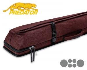 Predator Urbain 2x4 Hard cue case - Red