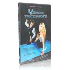DVD Venom Billiard Trickshots - Florian
