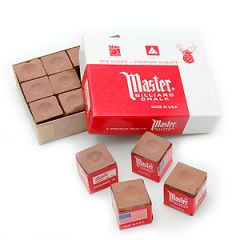 Master Brown Chalk - 12 pcs Box